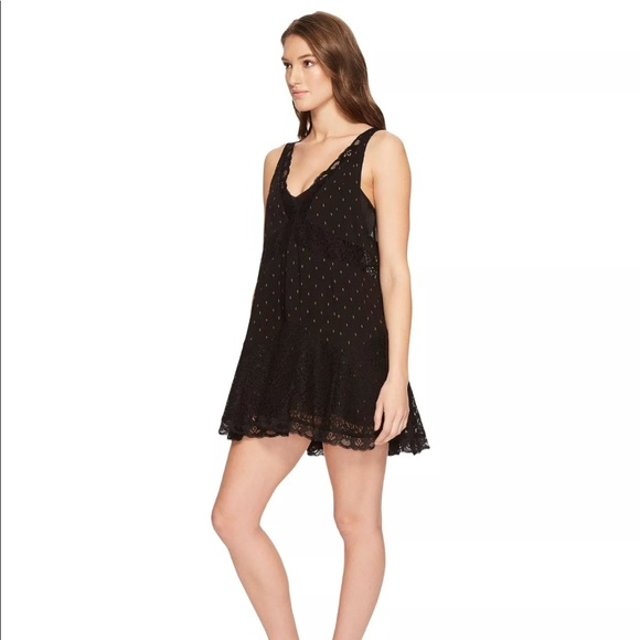 679d13fde8dd Free People Dresses & Skirts - NWT Free People Any Party Trapeze Slip Dress